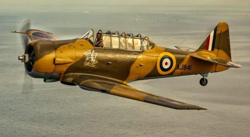 Eshott Airfield - The Wacky Wabbit - G-BJST