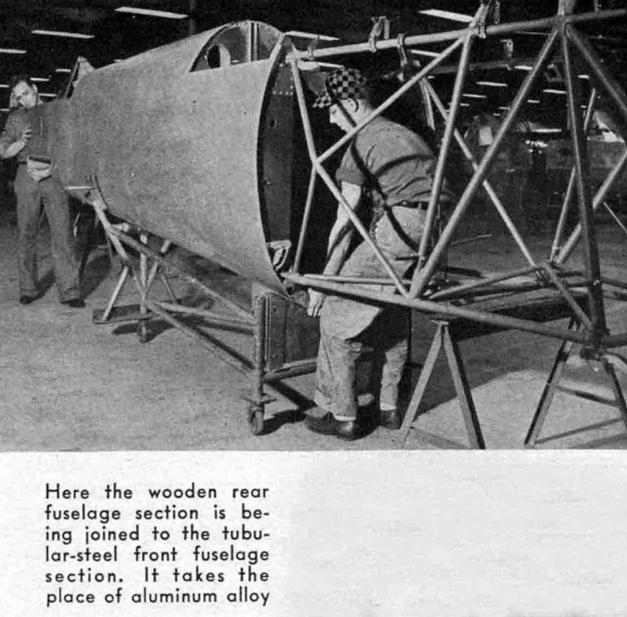 T6 Harvard in production