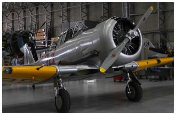 Noorduyn Mk.IIb Harvard FE695 G-BTXI
