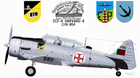 1964 - 1978 Portuguese Air Force