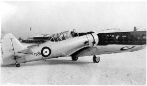 RAF Harvard mk 1