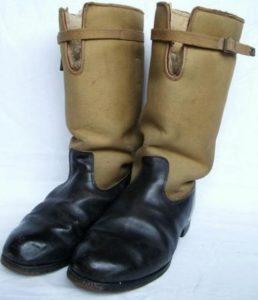 1939 pattern boots