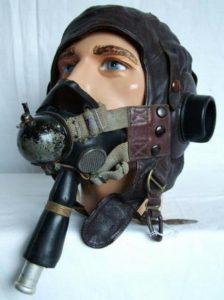 RAF E* Oxygen mask