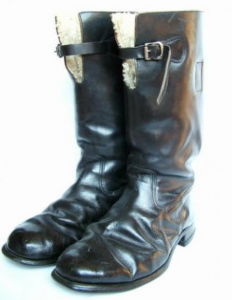 1936 pattern flying boots